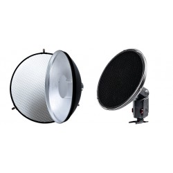 GODOX AD-S3 - BEAUTY DISH WITH GRID - 2 Anni di Garanzia in Italia