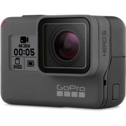 GoPro Hero5 Black - Action Camera 4K - 2 Anni Di Garanzia