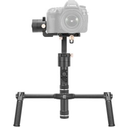 Zhiyun-Tech Crane PLUS + Dual Handle - Gimbal stabilizzato 3 assi