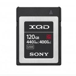 SONY XQD Serie G 120GB 440 MB/S