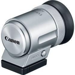 CANON EVF-DC2 Electronic Viewfinder ARGENTO