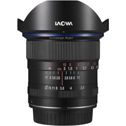LAOWA 12mm F/2.8 Zero Distorsion - Canon - 2 Anni di Garanzia in Italia