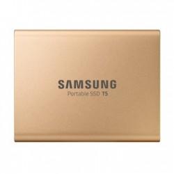 SAMSUNG Portable SSD T5 1TB - Oro - 2 Anni di Garanzia in Italia
