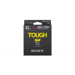 SONY SD SF-G SERIE TOUGH 32GB - 300MB/s