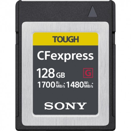 SONY CFexpress CEB-G tipo B - 128GB