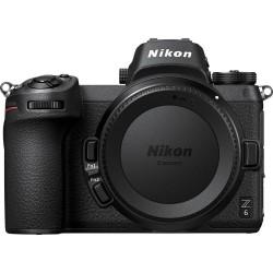 Nikon Z6 - Solo Corpo - Menu' Inglese - 4 Anni di Garanzia in Italia