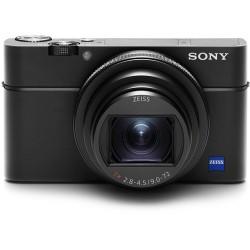 Sony Cyber-Shot DSC-RX100 VI - MENU' INGLESE - 4 Anni Di Garanzia in Italia