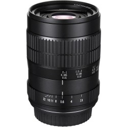 LAOWA 60mm F/2.8 Ultra Macro 2:1 - Canon - 2 Anni di Garanzia in Italia
