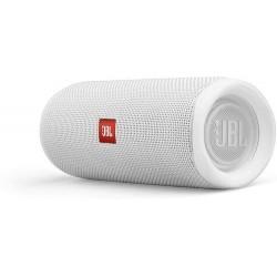 JBL FLIP 5 - Speaker Bluetooth Portatile Waterproof - Bianco - 2 Anni di Garanzia in Italia
